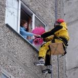 Поздравление в окно. доставка подарков, Ростов-на-Дону