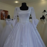 Свадебное платье с рукавом С85, Ростов-на-Дону