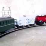 Модель электровоза Е499 (ЧС1) масштаба ТТ, Ростов-на-Дону