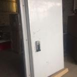 Холодильная дверь 80мм 800х1950 ппу(пур). В наличии, Ростов-на-Дону