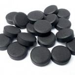 Активированный уголь таблетированный (ликероводка) уп. 1 кг, Ростов-на-Дону