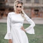Свадебное платье атласное Anna Brioli, Ростов-на-Дону