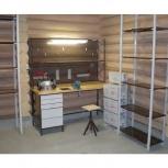 Мебель в гараж (верстак+стеллаж), Ростов-на-Дону