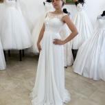 Свадебное платье с пайетками, Ростов-на-Дону
