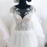Новое кружевное свадебное платье, Ростов-на-Дону