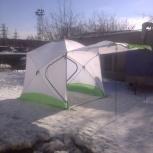 Палатка Куб 2,2х2,2х2,1 3-х мест с, Ростов-на-Дону