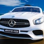 Детский электромобиль Mercedes-benz SL65 new 2018, Ростов-на-Дону