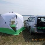 Палатка Куб 2,5х2,5х2,3, 3-х слойна, Ростов-на-Дону