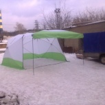 Палатка Куб 3,5х3,5х2,4 6-ти мест, Ростов-на-Дону