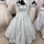 Пышное кружевное платье с рукавом, Ростов-на-Дону
