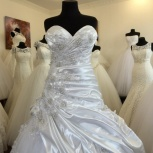 Элегантное свадебное платье, Ростов-на-Дону