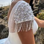 Свадебное платье со шлейфом Lorena, Ростов-на-Дону