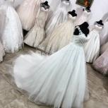 Свадебное платье Pudra со шлейфом, Ростов-на-Дону