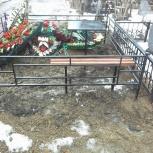 Установка оградок столов и лавочек., Ростов-на-Дону