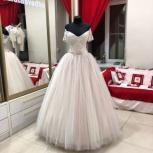 Новое свадебное платье в розовом цвете, Ростов-на-Дону