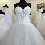 Новое свадебное платье - модель В89, Ростов-на-Дону