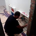 Монтаж систем отопления водоснабжения канализации, Ростов-на-Дону