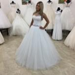 Новое свадебное платье с камнями, Ростов-на-Дону