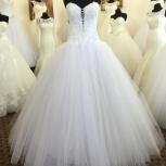 Новое свадебное платье - модель В80, Ростов-на-Дону