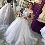 Свадебное платье со шлейфом Джилл Strekkoza, Ростов-на-Дону