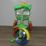 Детский трехколесный велосипед малыш для детей от 1-2 года, Ростов-на-Дону