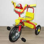 Детский трехколесный велосипед Дружок светлячок для детей от 1-2 года, Ростов-на-Дону
