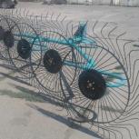 Грабли ворошилки 3.3м усиленные 5 колес (россия), Ростов-на-Дону