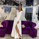 Свадебное платье прямое с рукавами, Ростов-на-Дону