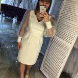 Свадебное платье миди, Ростов-на-Дону