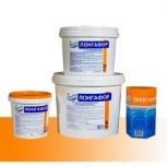 Лонгафор органический хлор 90 %, табл. 20 гр, уп. 1 кг, Ростов-на-Дону
