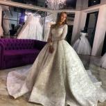 Королевское свадебное платье со шлейфом, Ростов-на-Дону