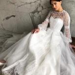 Свадебное платье «Пальмира» со шлейфом, Ростов-на-Дону