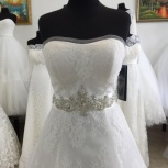 Новое свадебное платье Е-26 шлейф, Ростов-на-Дону