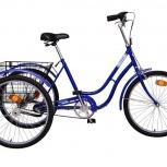Велосипед Аист трехколесный для взрослых грузовой (Минский велозавод), Ростов-на-Дону