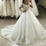 Свадебное платье со шлейфом, Ростов-на-Дону