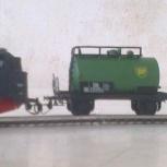 Модель паровоза BR81 масштаба ТТ, Ростов-на-Дону