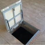 Люки невидимки в подвал под плитку -ламинат, Ростов-на-Дону