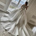 Свадебное платье Королевское со шлейфом, Ростов-на-Дону