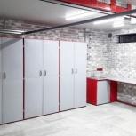 Мебель для гаража в комплекте (верстак, шкафы), Ростов-на-Дону