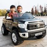 Детский электромобиль Toyota Tundra JJ2255 Лицензия - двухместный джип, Ростов-на-Дону