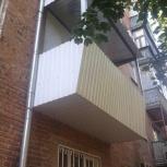 Балконы и лоджи все виды отделки и остекление, Ростов-на-Дону