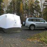 Палатка Куб 2,5х2,5х2,3, 6-ти местн, Ростов-на-Дону