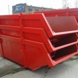 Контейнер для сбора твердых бытовых отходов (ТБО), Ростов-на-Дону