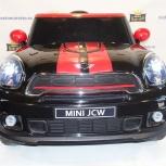 Детский электромобиль Mini Cooper JJ2258 - Лицензия, Ростов-на-Дону