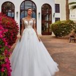 Свадебное платье Medea со шлейфом, Ростов-на-Дону