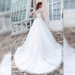 Новое свадебное платье Semida Sposa со шлейфом, Ростов-на-Дону