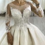 Свадебное платье пышное, Ростов-на-Дону