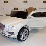 Детский электромобиль Bentley Bentayga - JJ2158 Continental (Лицензия), Ростов-на-Дону