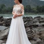 Свадебное платье со шлейфом Gabbiano, Ростов-на-Дону