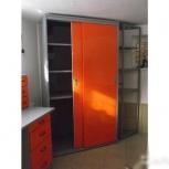 Шкаф-купе металлический для гаража, Ростов-на-Дону